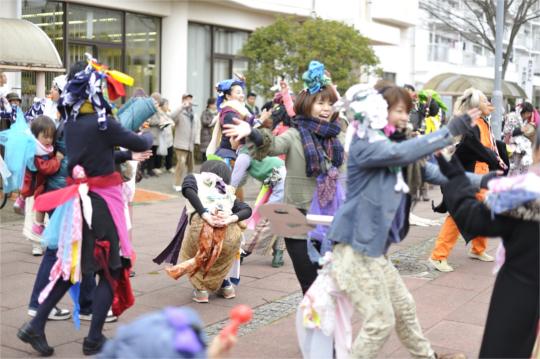TAPイベント「Doshiyoミュージックパレード」のワンシーン